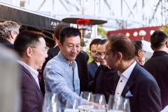 QuarVenture 2018 Investment Exchange Forum - Welcome dinner at Ancora restaurant on Thursday Sep 27, 2018, in Vancouver, BC, CANADA- Photo © Stephanie Lamy/Globe and Mail
